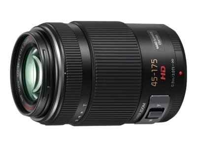 Panasonic LUMIX G X Vario PZ 45-175MM F4.0-5.6 ASPH. Lens, H-PS45175K, 15611955, Camera & Camcorder Lenses & Filters