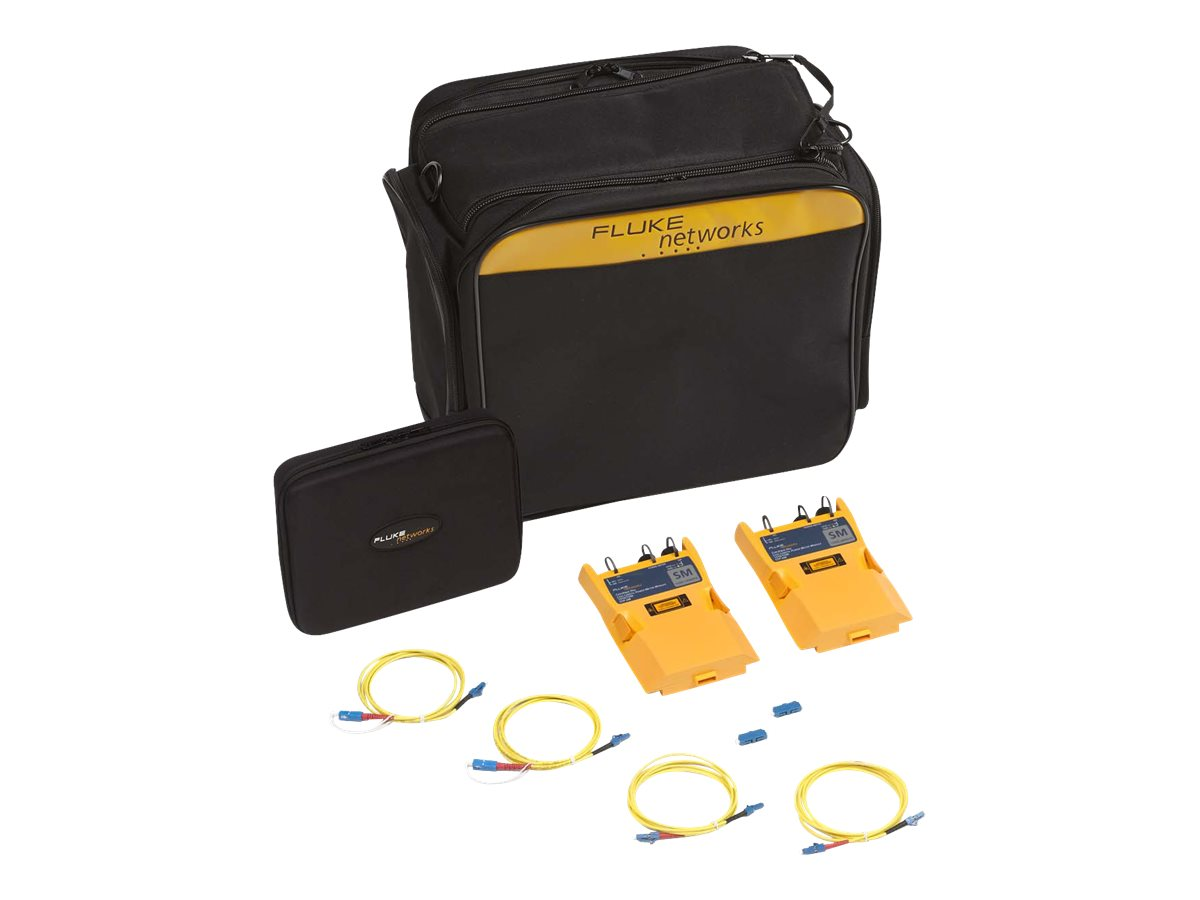 Fluke CFP-SM-ADD CertiFiber Pro SM Modules Add-On Kit, CFP-SM-ADD, 15788662, Network Test Equipment