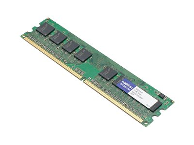 ACP-EP 512MB PC2-4200 240-pin DDR2 SDRAM UDIMM for Gateway, 5000913-AA, 21815655, Memory