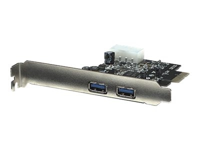 Manhattan 2-Port USB 3.0 SuperSpeed PCI Express Card, 150491, 16161036, Motherboard Expansion