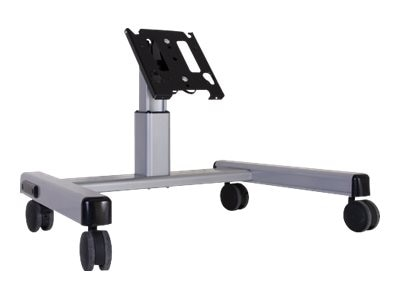 Chief Manufacturing Medium Confidence Monitor Cart 2'
