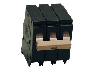 Tripp Lite Circuit Breaker CH 208V 3-phase 30A 3-pole, SUBB330, 11556135, Premise Wiring Equipment