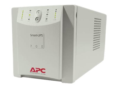 APC Smart-UPS 700VA 120VAC Shipboard UPS, (4) 5-15R Outlets TAA Compliant, SU700X93, 178185, Battery Backup/UPS