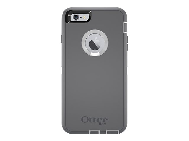 OtterBox Defender Case for iPhone 6 Plus 6s Plus, Glacier, 77-52237, 30737679, Carrying Cases - Phones/PDAs