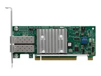 Cisco UCS Virtual Interface Card 1225 Network Adapter PCIe 2.0 x16 -10 Gigabit LAN, 10Gb FCoE  2 Ports, UCSC-PCIE-CSC-02, 14735841, Network Transceivers