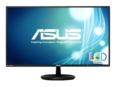 Asus 27 VN279Q Full HD LED-LCD Monitor, Black, VN279Q
