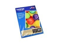 Brother Ledger-size Glossy Photo Paper (20 sheets), BP71GLGR, 9786193, Paper, Labels & Other Print Media