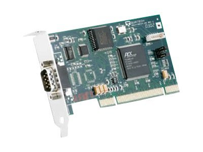 Quatech Serial UPCI Board, 1-Port, DB-9, Surge, SSCLP-100IND, 7550494, Controller Cards & I/O Boards