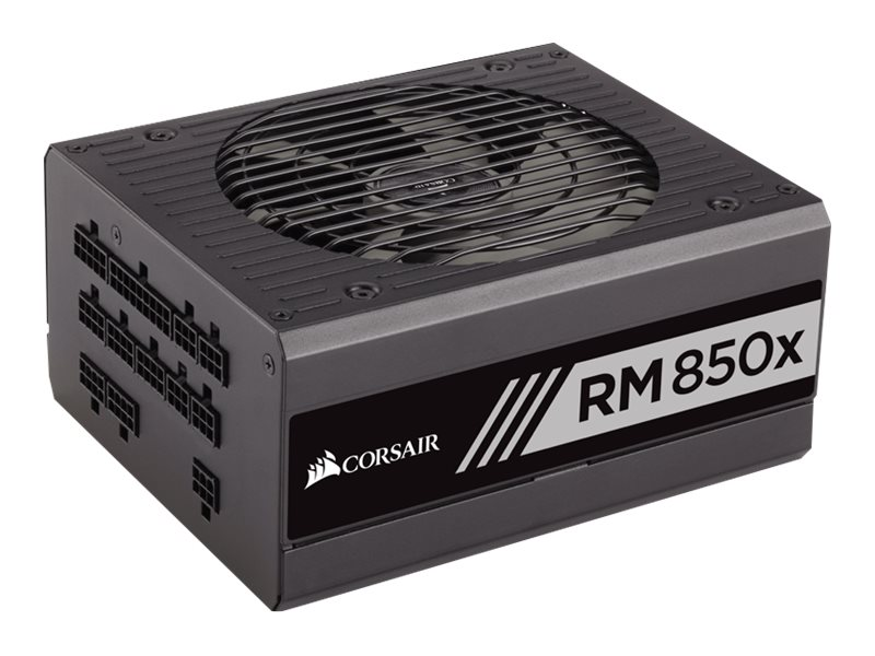 Corsair RM850x 850W 80 PLUS Gold Certified Fully Modular Power Supply Unit