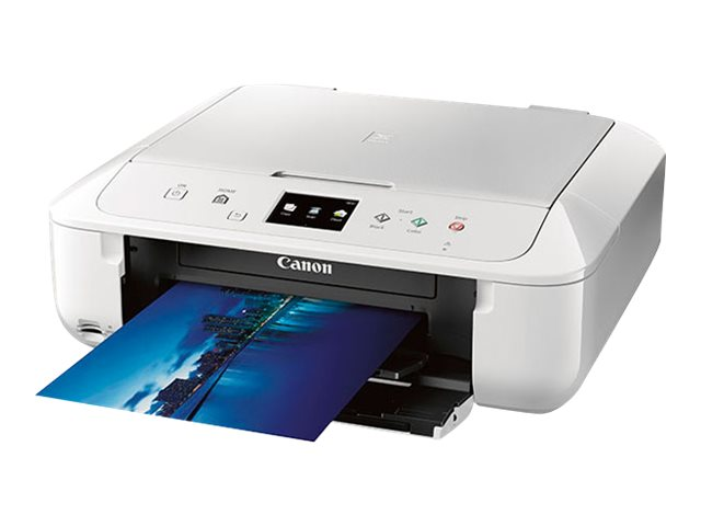 Canon PIXMA MG6820 All-In-One Printer - White, 0519C022, 30568001, MultiFunction - Ink-Jet