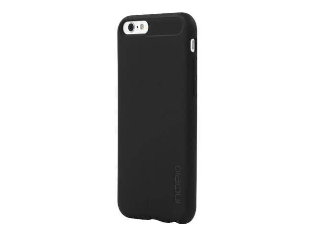 Incipio NGP Flexible Impact-Resistant Case for iPhone 6 6s, Translucent Black