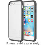 Incipio Octane Co-Molded Impact Absorbing Case for iPhone 6 6s, Frost Black
