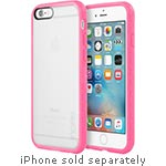 Incipio Octane Co-Molded Impact Absorbing Case for iPhone 6 6s, Frost Neon Pink