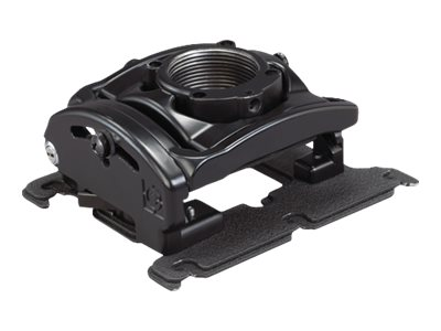 Chief Manufacturing RPA Elite Custom Projector Mount with Keyed Locking (A version), Black, RPMA043