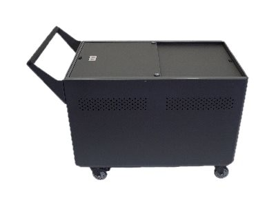 Datamation 40-Unit Sync and Charge Security Cart for iPads