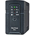 CyberPower Mini-Tower 600VA 400W UPS (6) Outlets 480 Joules
