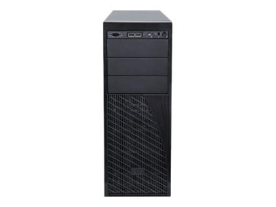Intel P4304 4U Pedestal Server Chassis, (4) 3.5 HD Bays, 365W Power Supply, P4308XXMFEN