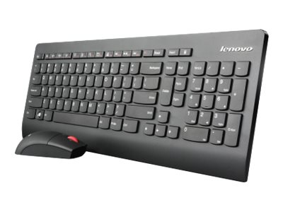 Lenovo Ultra-Slim Wireless Keyboard and Mouse