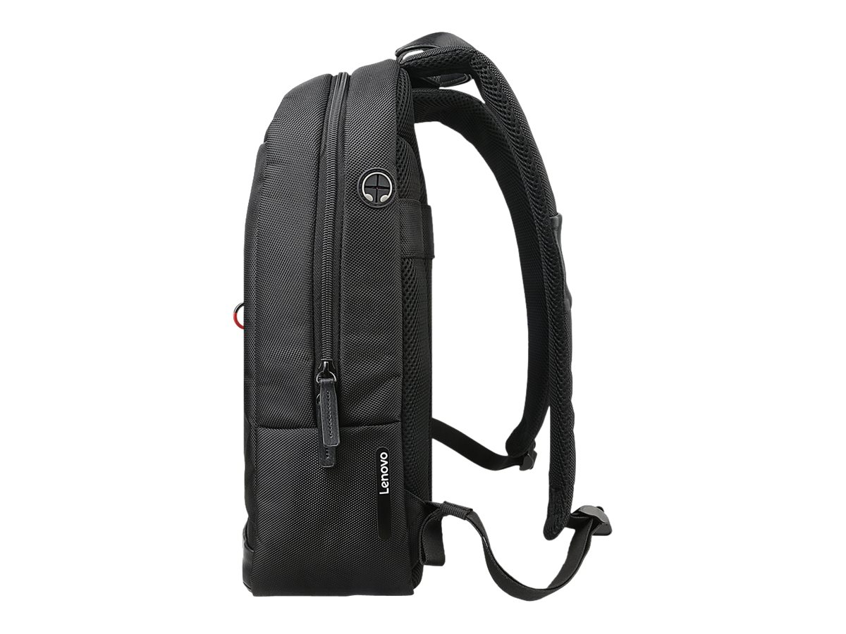Lenovo Classic Backpack by Nava, Black, GX40M52024