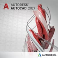 Autodesk Corp. AutoCAD 2017 Commercial New Single-user ELD 3-Year Sub with Basic Support, 001I1-WW4604-T777-VC, 32240691, Software - CAD