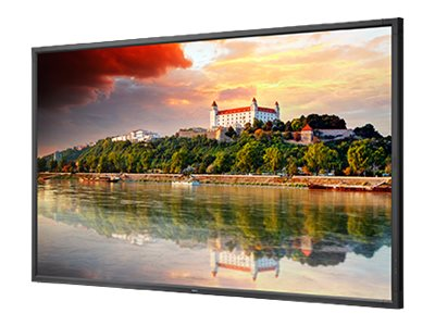 NEC 84 X841UHD 4K Ultra HD LED-LCD Display, Black