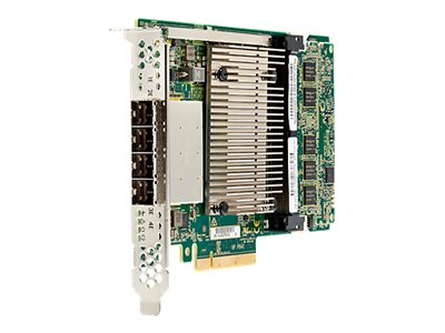 HPE Smart Array P841 4GB FBWC 12Gb 4-ports Ext SAS Controller, 726903-B21, 21645465, RAID Controllers