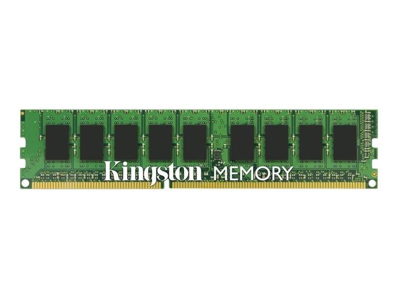 Kingston 8GB PC3-12800 DDR3 SDRAM Memory Upgrade Module for Select ProLiant, Workstation Models, KTH-PL316E/8G, 14531232, Memory