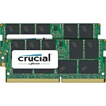 Crucial 32GB PC4-19200 260-pin DDR4 SDRAM SODIMM Kit