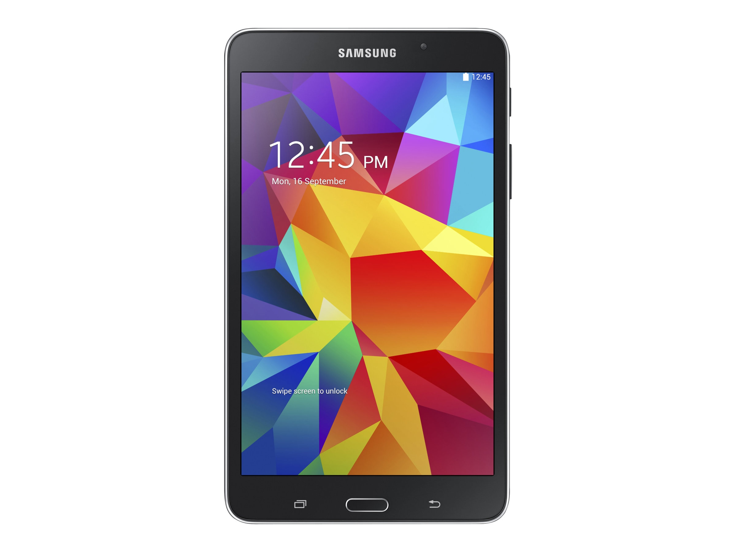 Samsung Galaxy Tab 4 1.2GHz processor Android 4.4 (KitKat), SM-T230NYKAXAR, 17054689, Tablets
