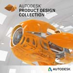 Autodesk Corp. Product Design Collection IC Multi-user ELD Annual Subscription with Advanced Support