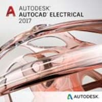 Autodesk Corp. AutoCAD Electrical 2017 Commercial New Single-user ELD Annual Sub with Basic Support SPZD, 225I1-WW9166-T612-VC, 32468652, Software - CAD
