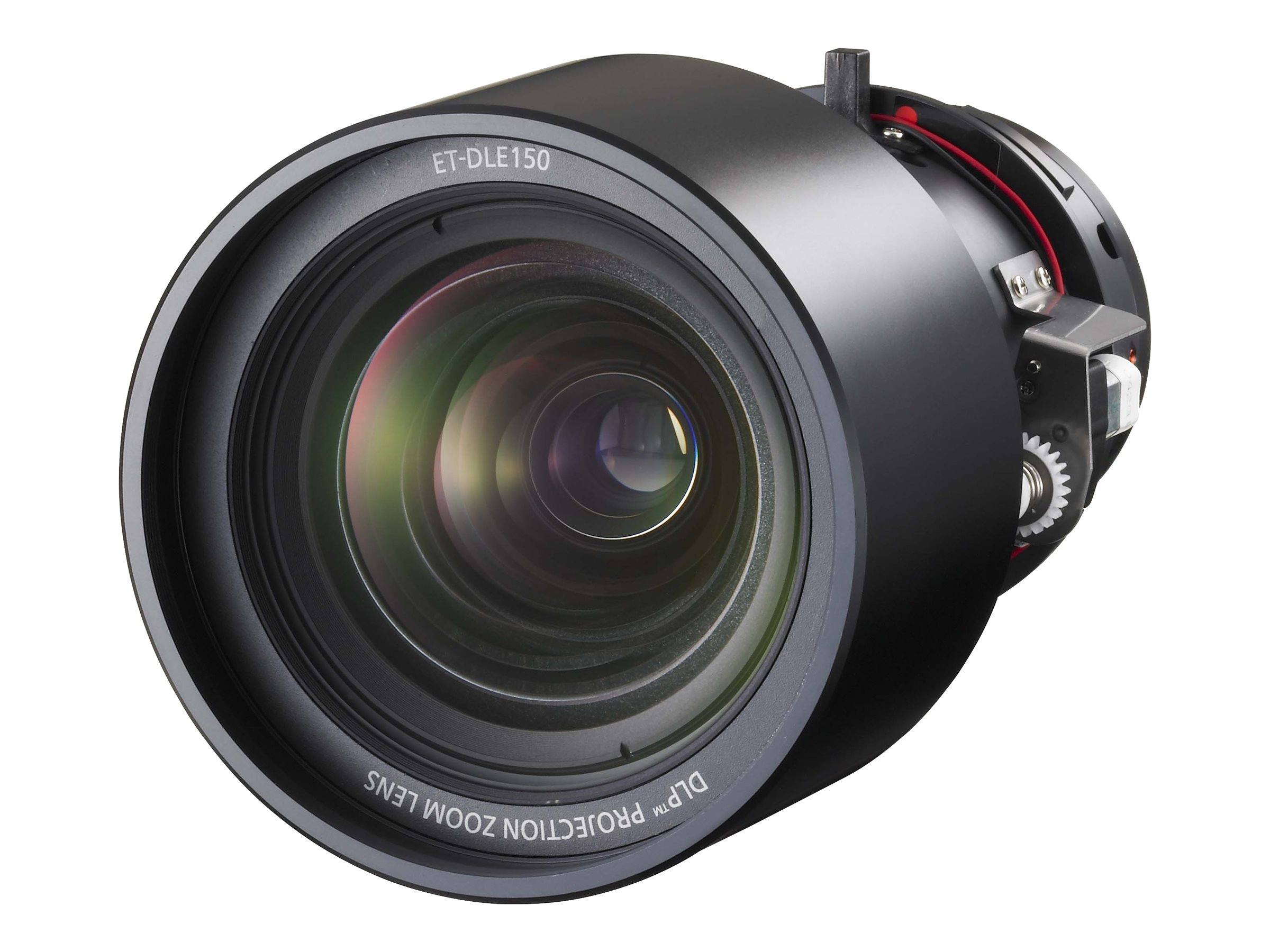 Panasonic Power Zoom Lens 1.3-2.0:1 for PT-DW5100U, DW5100UL, D5700U, D5700UL, ET-DLE150