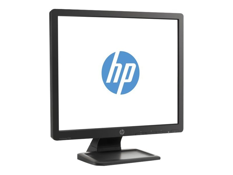 HP 19 P19A LED-LCD Monitor, Black, D2W67A8#ABA