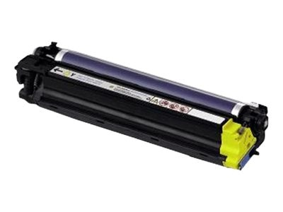 Dell Yellow Imaging Drum Kit for 5130CDN Printer, 330-5853, 12897919, Toner and Imaging Components