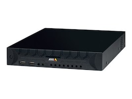 Axis Camera Station S2008 Appliance, 8-channel Compact Desktop Client Server, 0937-004, 32654703, Security Hardware