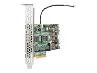 HPE Smart Array P440 2GB FBWC 12Gb 1-port Int SAS Controller, 820834-B21, 30803322, RAID Controllers