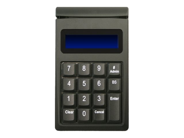 ID Tech SecureKey M130 Encrypted Key Pad, IDKE-534833BL