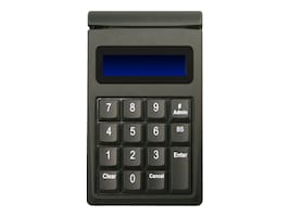 ID Tech SecureKey M130 Encrypted Key Pad, IDKE-534833BL, 31582891, Keyboards & Keypads