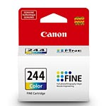 Canon Cllor CL-244 Ink Cartridge