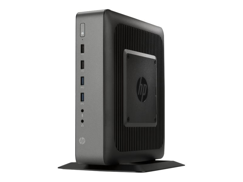 HP t620 PLUS Flexible Thin Client AMD QC GX-420CA 2.0GHz 4GB RAM 16GB Flash agn ac BT WE864, J2L38UA#ABA, 17356716, Thin Client Hardware