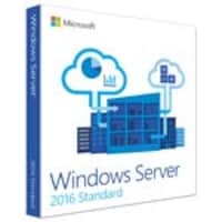 Microsoft Corp. Windows Server Standard 2016 64Bit English 1pk DSP OEI DVD 16Core, P73-07113, 32847311, Software - Operating Systems