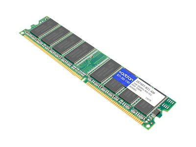 Add On 1GB PC2100 184-pin DDR SDRAM DIMM for Select Models, 287497-B21-AM, 14862584, Memory - Network Devices