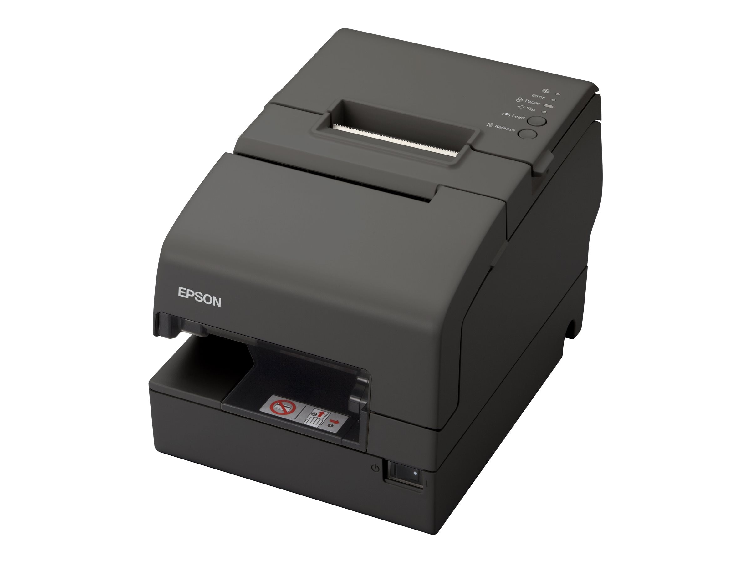 Epson TM-H6000IV MICR Endorsement Serial & USB Multifunction Printer