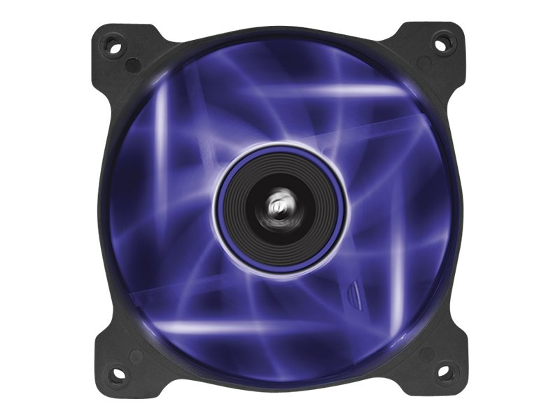 Corsair AF120 120mm Cooling Fan Quiet Edition, Purple LED