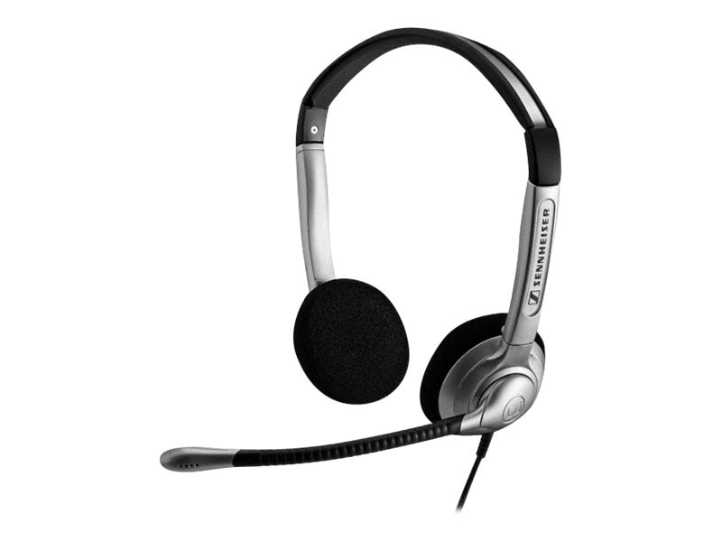Sennheiser SH 350 IP Binaural Headset, 504014