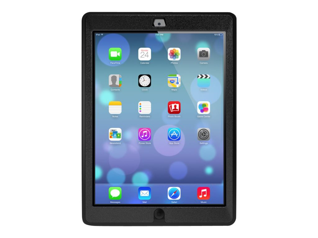 OtterBox Defender Series for iPad Air 2, Black, 77-50969, 18131519, Carrying Cases - Tablets & eReaders