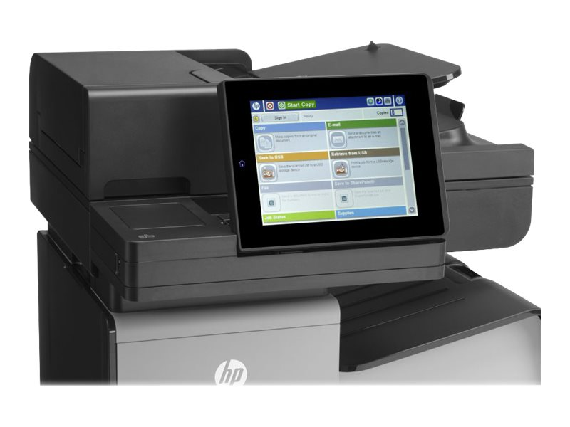 HP Officejet Ent X Series  X585dn Color MFP Printer, B5L04A#BGJ