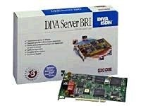 Dialogic BRI-2 PCI (with additional LP bracket), 306-162N, 18033257, Fax Servers