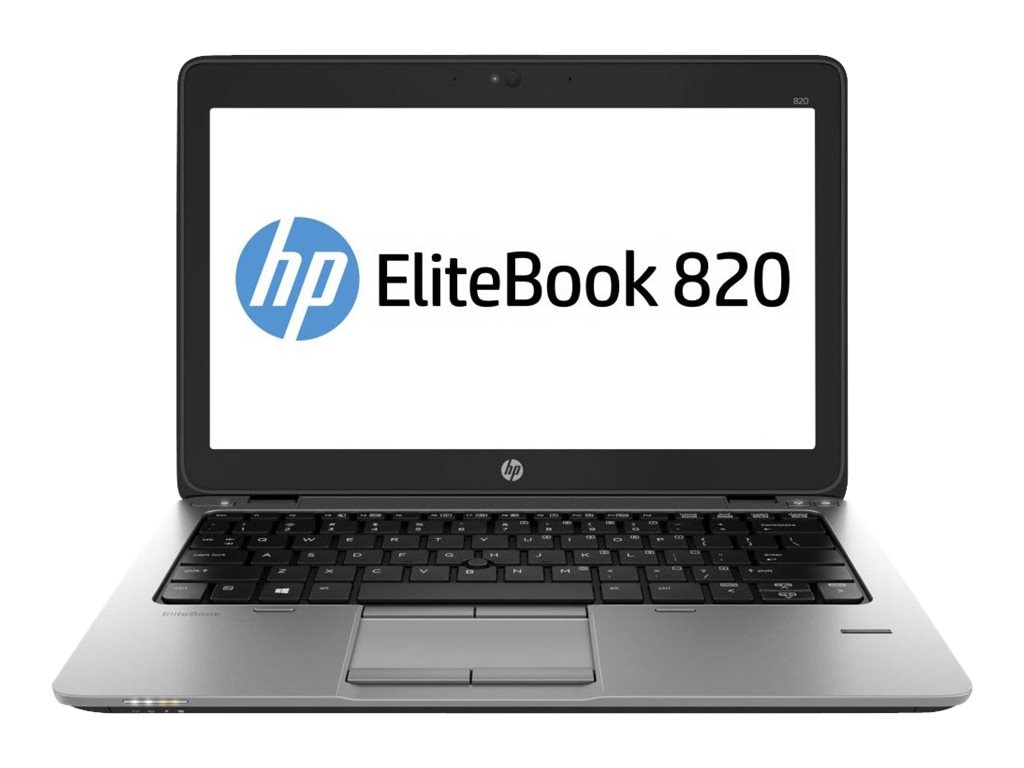 Open Box HP EliteBook 820 G2 Core i5-5200U 2.2GHz 8GB 256GB SSD ac abgn BT FR WC 12.5 HD W7P64-W8.1P, L3Z34UT#ABA