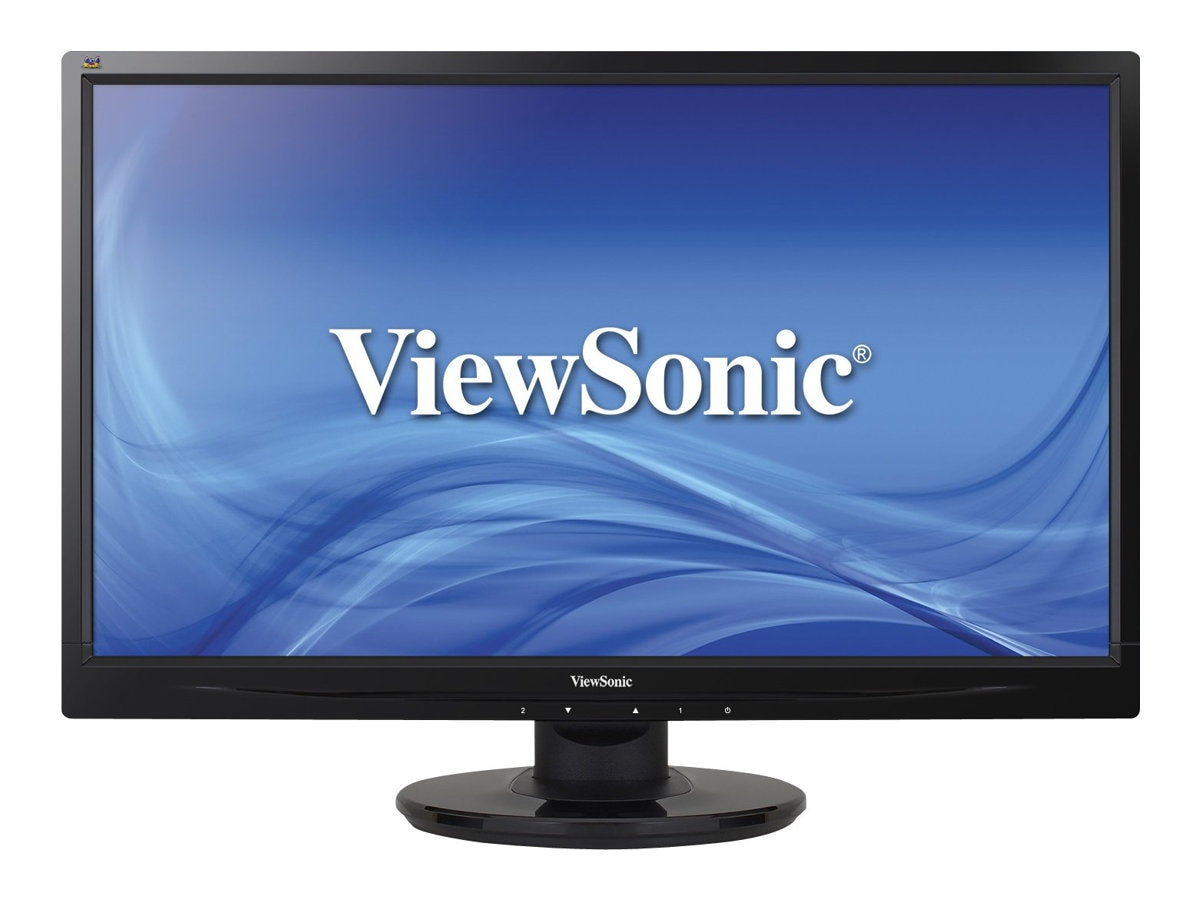 ViewSonic 22 VA2246M-LED Widescreen Full HD LED-LCD Monitor, Black, VA2246M-LED, 15791685, Monitors - LED-LCD